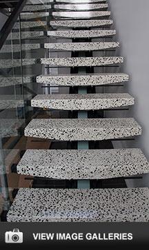 Concrete Stair Treads Insitu